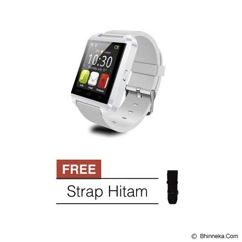 BCARE Smartwatch U8 - White - Smart Watches