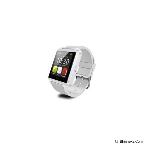 BCARE Smartwatch U8 - White - Smart Watches