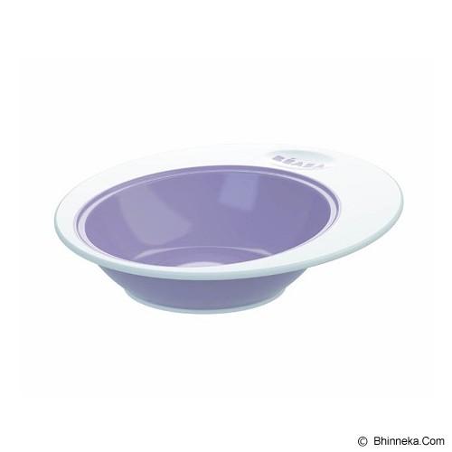 BEABA Ellipse Bowl [913271UM] - Pastel Pink - Perlengkapan Makan dan Minum Bayi