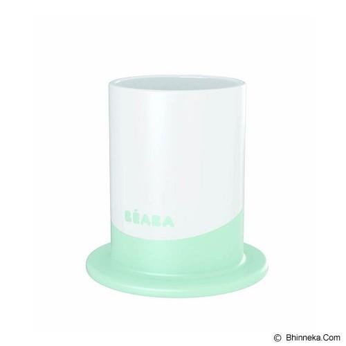 BEABA Ellipse Glass [913272HM] - Pastel Blue - Perlengkapan Makan dan Minum Bayi