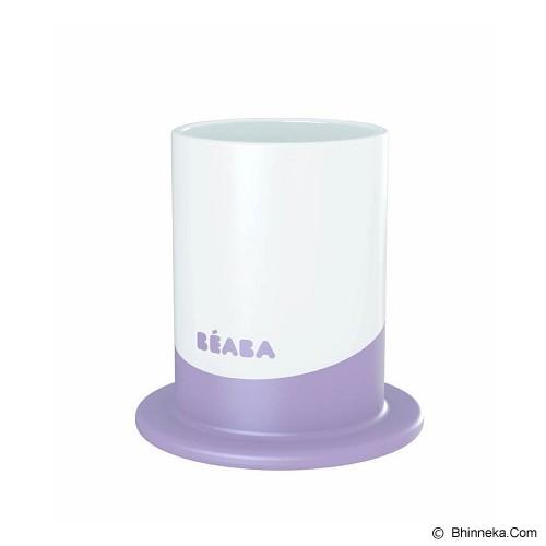 BEABA Ellipse Glass [913272UM] - Pastel Pink - Perlengkapan Makan dan Minum Bayi