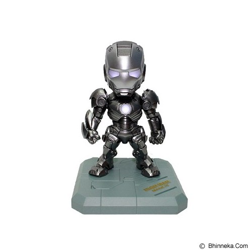 BEAST KINGDOM Fig Mark III Ironman [KL0702] - Silver - Movie and Superheroes