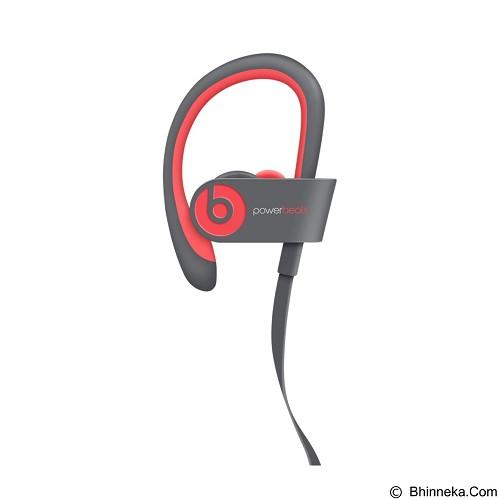 BEATS™ BY DRE™ Powerbeats™ 2 Wireless In-Ear Headphone [MKPY2PA/A] - Siren Red - Earphone Ear Monitor / IEM