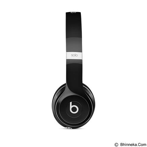 BEATS™ BY DRE™ Solo 2 Luxe Edition On-Ear Headphone [ML9E2PA/A] - Black - Headphone Portable