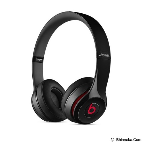 BEATS™ BY DRE™ Solo 2 Wireless On-Ear Headphone [MHNG2PA/A] - Black - Headphone Portable