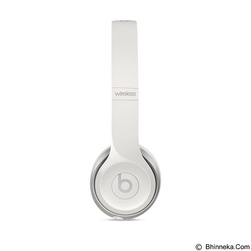 BEATS™ BY DRE™ Solo 2 Wireless On-Ear Headphone [MHNH2PA/A] - White - Headphone Portable