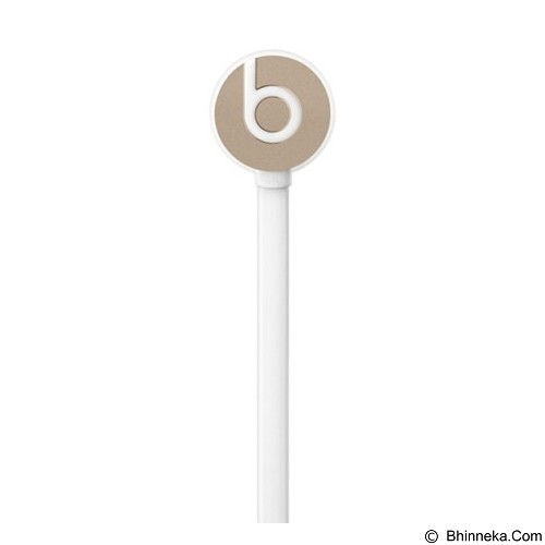 BEATS™ BY DRE™ urBeats™ 2 In-Ear Headphone [MK9X2PA/A] - Gold - Earphone Ear Monitor / Iem