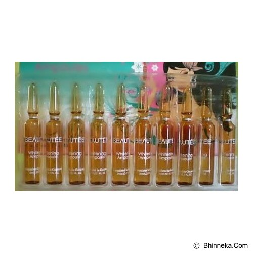 BEAUTEE Vitamin C Ampoule - Serum Wajah