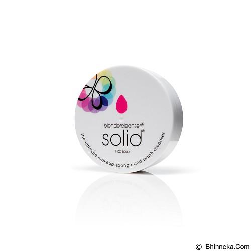 BEAUTY BLENDER Cleanser Solid - Penyimpan Kosmetik Serba Guna