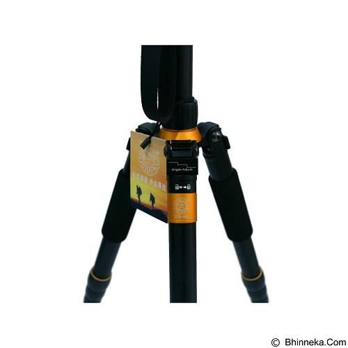 BEIKE Tripod [QZSD-888] (Merchant) - Tripod Combo With Head