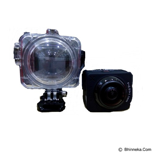 BELLA VISION Action Cam V360 - Camcorder / Handycam Flash Memory