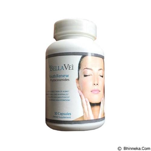 BELLAVEI Phytoceramides 30 kapsul (Merchant) - Suplement Kesehatan Kulit