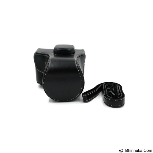 BEMPIT STORE Camera Case XT10 - Hitam (Merchant) - Camera Compact Pouch