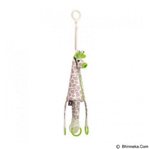 BENBAT Baig Mama Giraffe For Car Seat [GG801] (Merchant) - Mainan Gantung / Stroller Toy
