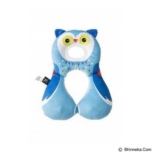 BENBAT Travel Friends Total Support Headrest Owl [HR308] (Merchant) - Organizer Mobil