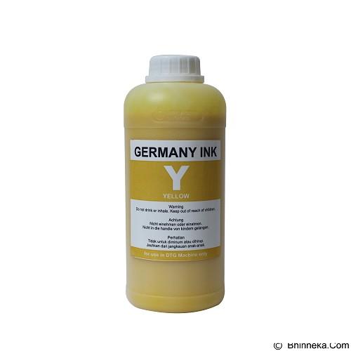 BENGKELPRINT Tinta Textile DTG Yellow 1 Liter [BPTTDTGY1L] - Tinta Printer Refill