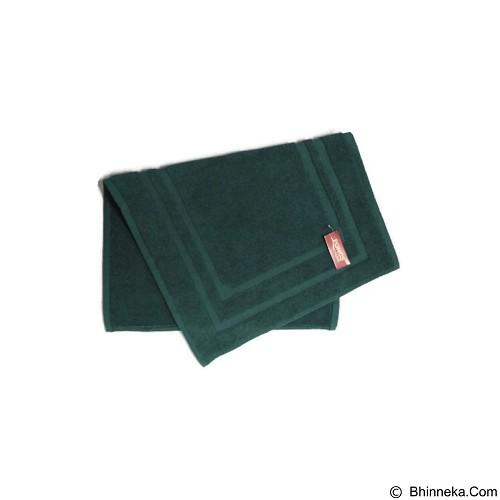 BEST PONGS Bathmat Polos BMIM 70x45 cm [P034356] - Green (Merchant) - Keset