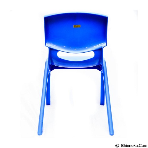 BEST PONGS Pikko Kids Chair [P003945] - Blue (Merchant) - Kursi Susun