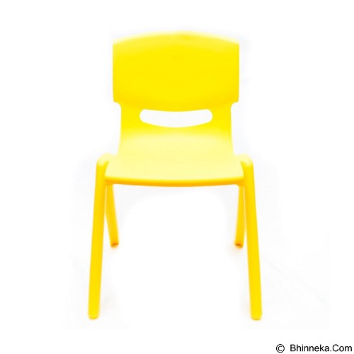BEST PONGS Pikko Kids Chair [P003947] - Yellow (Merchant) - Kursi Susun