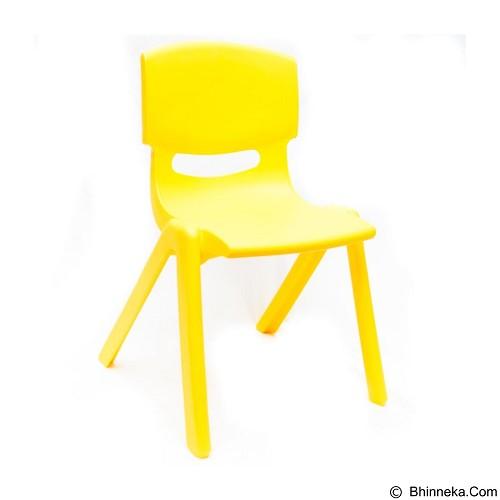 BEST PONGS Pikko Kids Chair [P003947] - Yellow (Merchant) - Kursi Susun