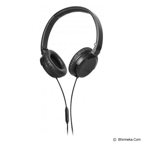 BEYERDYNAMIC Headphone [DTX350M] - Black - Headphone Portable