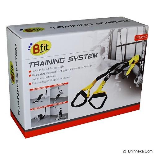 BFIT Training System [3659C] - Orange - Home Gym