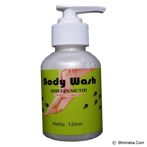 BIBIT PEMUTIH Whitening Body Wash - Sabun Mandi