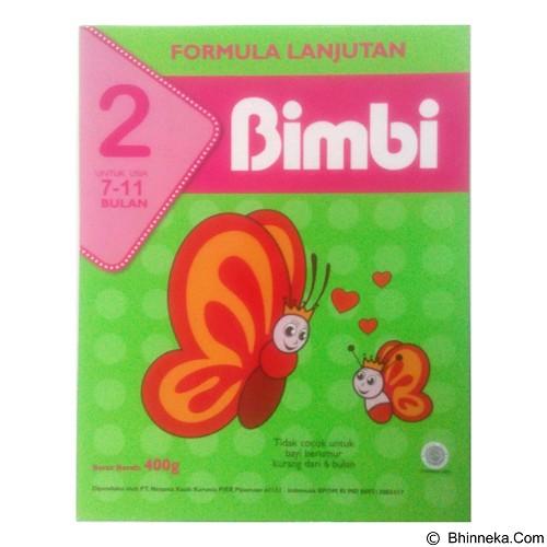 BIMBI Susu Formula Bayi Tahap 2 - Makanan dan Susu Formula Bayi dan Anak