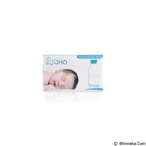 BKA Botol ASI Kaca (Merchant) - Media Penyimpanan Susu dan Makanan Bayi