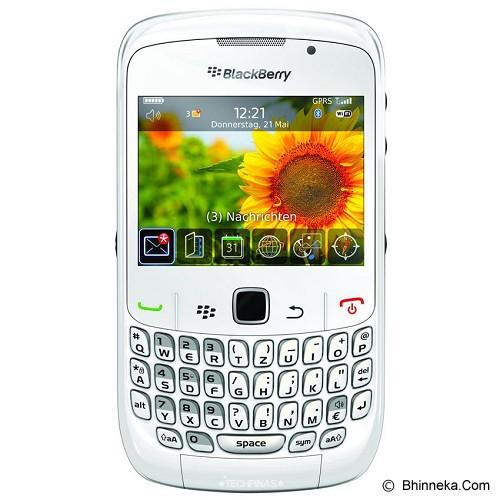 BLACKBERRY 8520 Gemini - White  (Merchant) - Smart Phone Blackberry