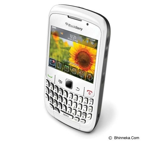 BLACKBERRY 8520 Gemini - White - Smart Phone Blackberry