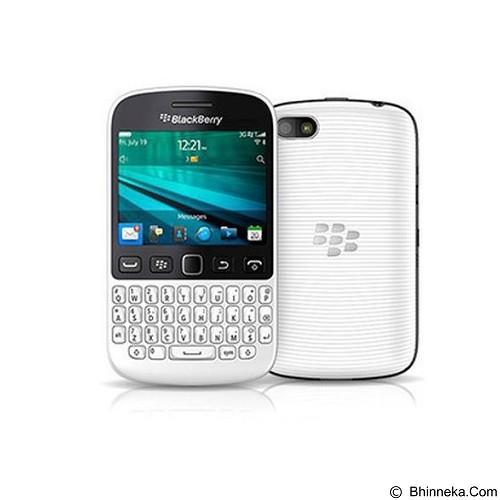 BLACKBERRY 9720 Samoa - White (Merchant) - Smart Phone Blackberry