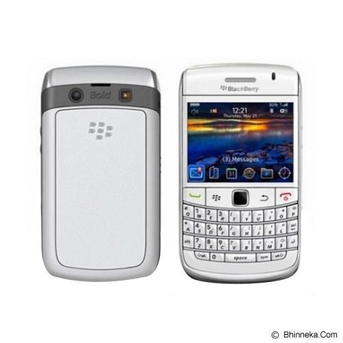 BLACKBERRY 9780 Onyx II - White - Smart Phone Blackberry