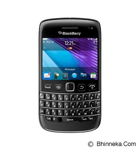 BLACKBERRY 9790 Bellagio (Garansi Merchant) - Black - Smart Phone Blackberry