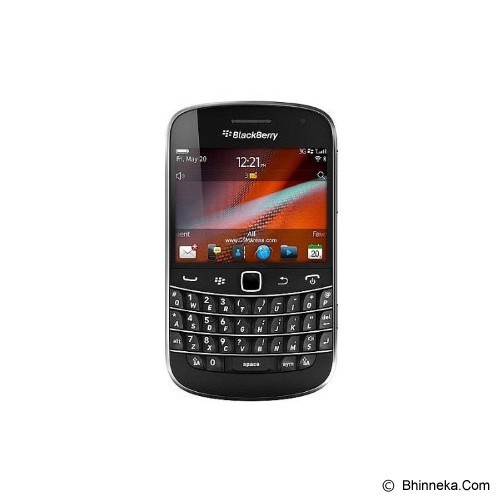BLACKBERRY 9900 Bold Dakota - Black - Smart Phone BlackBerry