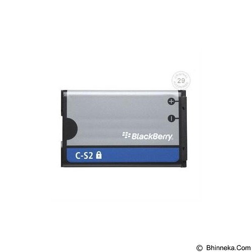 BLACKBERRY Battery for Blackberry Gemini 3G 9300 (Merchant) - Handphone Battery