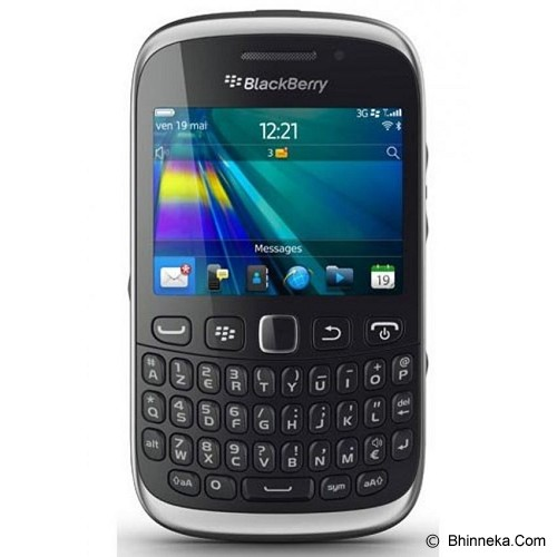 BLACKBERRY Curve 9320 Armstrong - Black - Smart Phone Blackberry