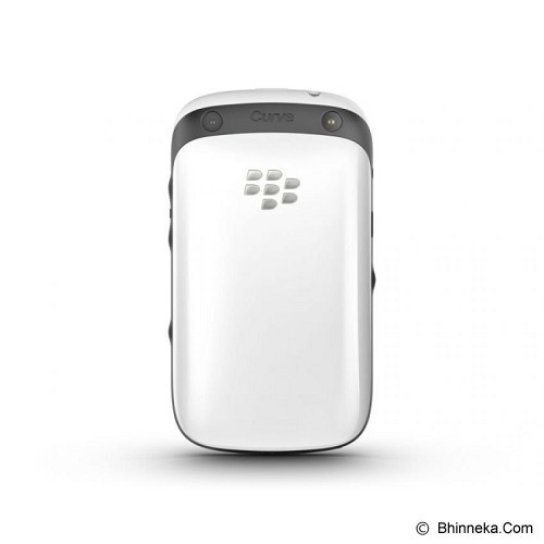 BLACKBERRY Curve 9320 Armstrong - White (Merchant) - Smart Phone Blackberry