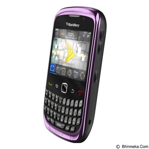 BLACKBERRY Curve 9330 CDMA - Purple (Merchant) - Smart Phone Blackberry