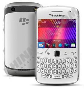 BLACKBERRY Curve 9360 Apollo - White - Smart Phone Blackberry