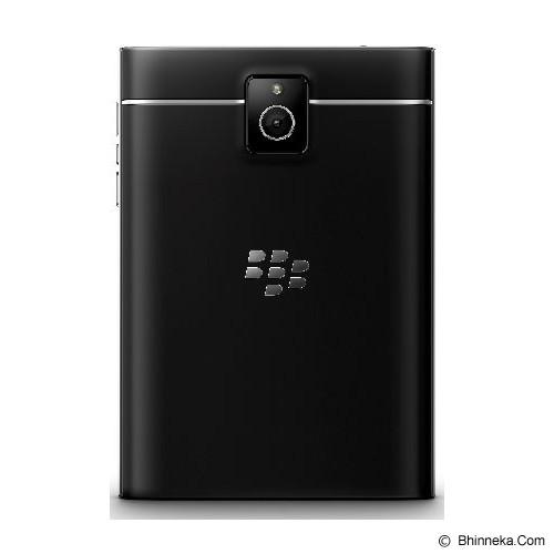 BLACKBERRY Passport (Garansi Merchant) - Black - Smart Phone Blackberry