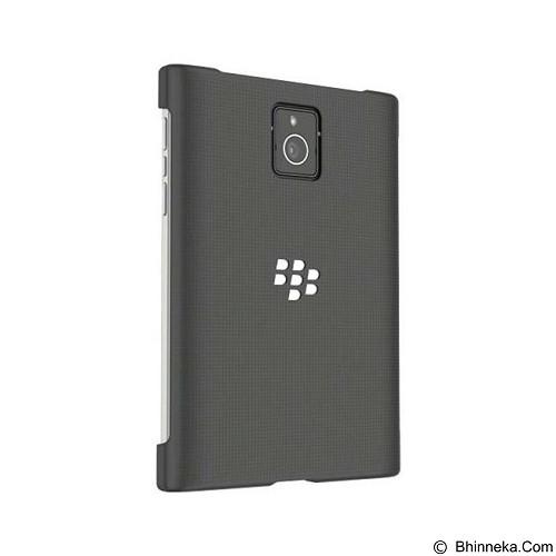 BLACKBERRY Passport Hard Shell Case - Black - Casing Handphone / Case