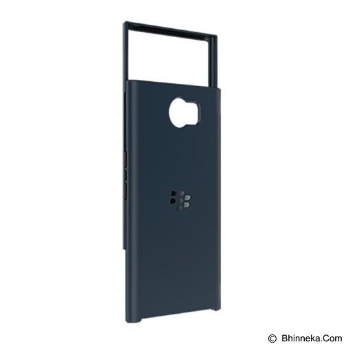 BLACKBERRY Priv Slide Out Hard Shell Case - Lagoon Blue - Casing Handphone / Case