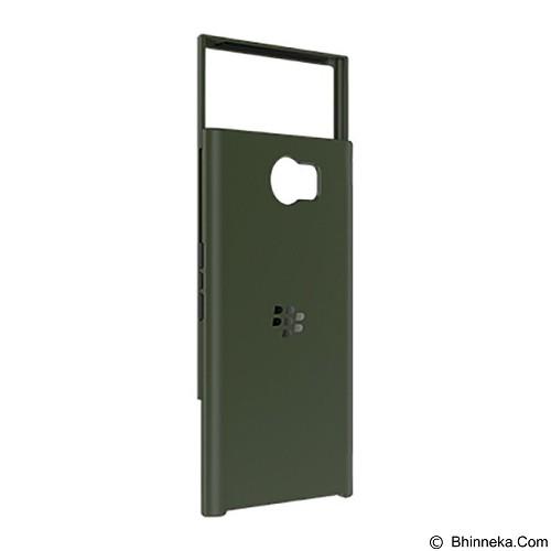 BLACKBERRY Priv Slide Out Hard Shell Case - Military Green - Casing Handphone / Case