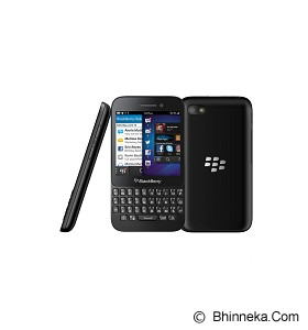 BLACKBERRY Q5 (Garansi Resmi) - Black - Smart Phone Blackberry