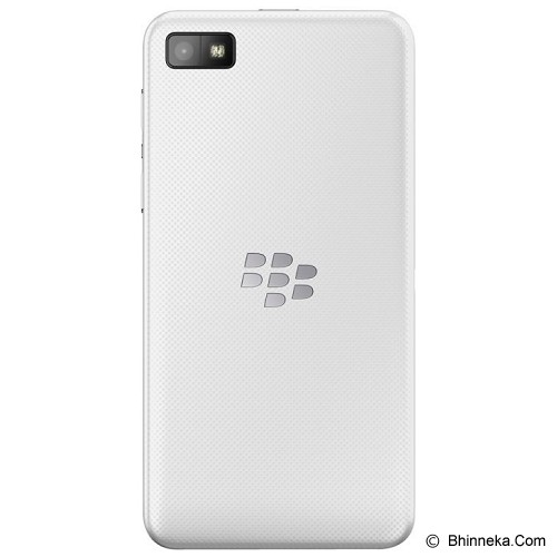 BLACKBERRY Z10 - White (Merchant) - Smart Phone Blackberry