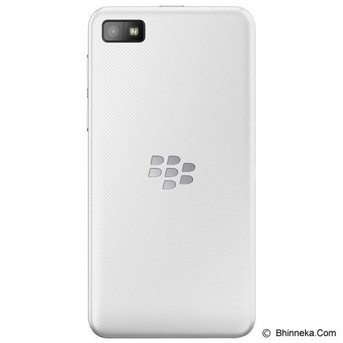 BLACKBERRY Z10 - White (Merchant) - Smart Phone Blackberry