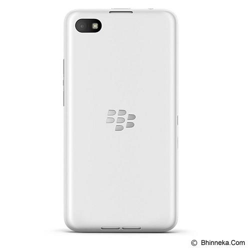 BLACKBERRY Z30 (Garansi by Merchant) - White - Smart Phone Blackberry