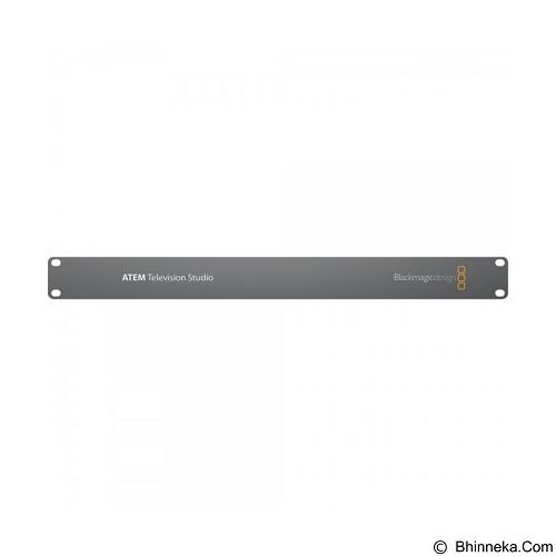 BLACKMAGIC DESIGN ATEM Television Studio Production Switcher - Video Mixer