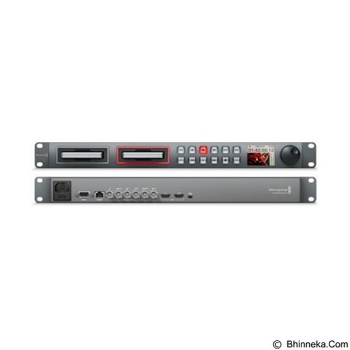 BLACKMAGIC DESIGN Hyperdeck Studio 2 (Merchant) - Video Mixer